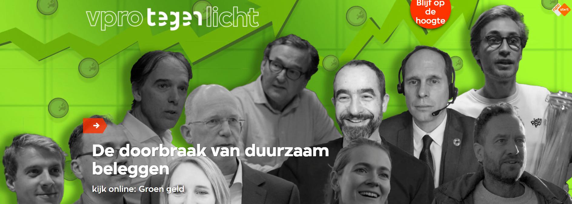 Fair Capital Partners in VPRO Tegenlicht: 'Groen geld'
